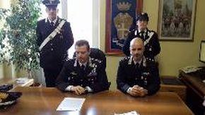 """""""Volpi dei balcani"""", operazione antidroga dei carabinieri di Sestri Levante"""