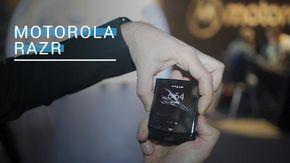 Ecco com'è il nuovo Motorola razr: ha schermo pieghevole ma vince l'effetto nostalgia