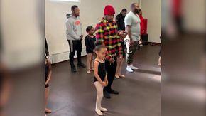 Usa, i papà fanno danza classica con le figlie: il video della lezione diventa virale