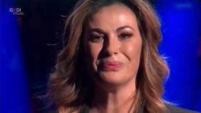 """Le lacrime di Vanessa Incontrada contro il body shaming: """"La perfezione non esiste"""""""
