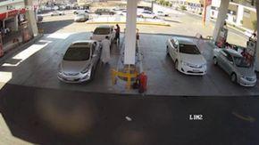 Terrore in Arabia Saudita, esplode il serbatoio di una pompa di benzina