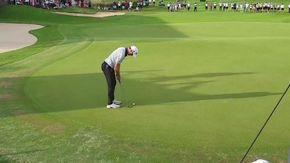 Golf, Mauritius Open: ecco il tiro da un milione di euro