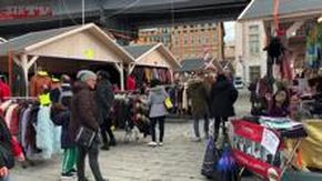 Natalidea, ecco il villaggio natalizio al Porto Antico di Genova