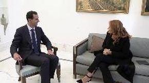 Giallo in Rai sull'intervista di Monica Maggioni al presidente Assad, la tv siriana diffonde il trailer