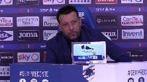 """Samp-Parma, D'Aversa: """"Gruppo compatto"""""""