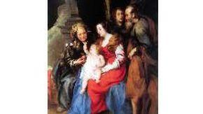Van Dyck a Moltedo, arte e amore si uniscono