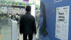 Fiumicino: al via il riconoscimento biometrico per l'imbarco dei passeggeri