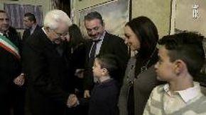 Piazza Fontana, Mattarella incontra i familiari delle vittime della strage