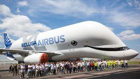 Nei cieli è arrivato un nuovo gigante, il Beluga XL di Airbus inizierà a volare