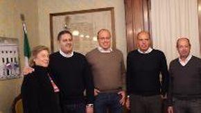 Toti incontra Di Capua: sicurezza della città di Chiavari in primo piano