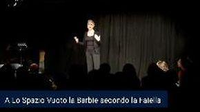 A Lo Spazio Vuoto la Barbie secondo Alessandra Faiella
