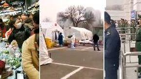 """Allarme coronavirus, paralizzata la città di Wuhan e nei negozi è ressa per il cibo: """"Sembra un'apocalisse"""""""