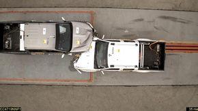 Quanto sono sicure le auto prodotte per l'Africa? Ecco il risultato choc del crash test con una europea