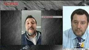 """Coronavirus, Salvini si scusa: """"Un mese fa chiedevo di riaprire tutto? Ho sbagliato come lo hanno fatto tanti altri"""""""