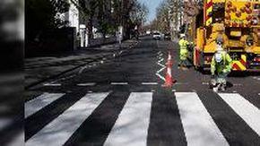 Coronavirus, Londra è deserta: Abbey Road ne approfitta per rifarsi il look