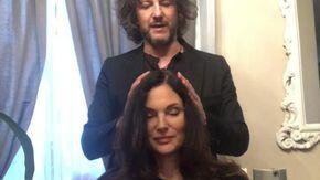 I consigli dell'hair stylist: capelli a posto anche in quarantena