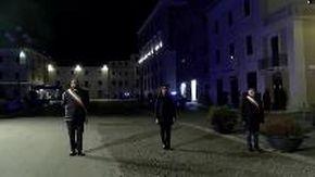 Terremoto L'Aquila, a 11 anni dal sisma la commemorazione in piazza Duomo deserta