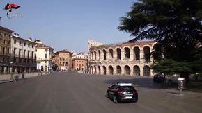 """Coronavirus, il toccante video messaggio dei Carabinieri: """"Andrà tutto bene"""""""