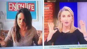 Coronavirus, la diretta di SkyTg24 da casa è da ridere: la giornalista non trova gli occhiali ma sono nel posto più scontato