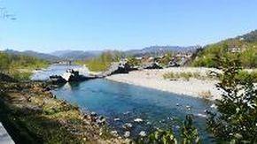 Crollo del viadotto Albiano: le testimonianze e le immagini