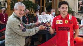 Niente Gran Premio di Monaco, così Leclerc guida una Rossa a Monte Carlo per un cortometraggio