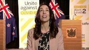 Terremoto in Nuova Zelanda col premier Jacinda Ardern in diretta