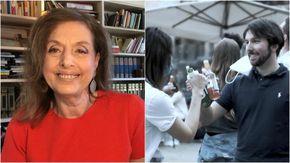 """Antonella Boralevi: """"Se il coronavirus diventa un thriller: quanto vittime farà la movida?"""""""