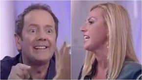 """La celebre lite tra John Peter Sloan e Michaela Biancofiore su Berlusconi: """"Tu insulti gli italiani"""""""