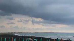 Ladispoli, Fiumicino e Fregene: diverse trombe d'aria sul litorale laziale