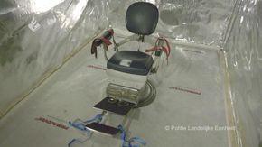 Scoperte in Olanda stanze delle torture in sette container usate per seviziare prigionieri