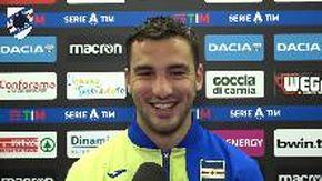 Samp, Bonazzoli sul gol in rovesciata: «Lo ricorderò per tutta la vita»