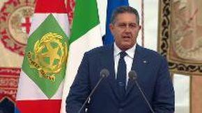 """Ponte Genova, Toti: """"Aspettiamo ancora giustizia per le 43 vittime"""""""