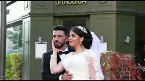 Esplosione Beirut, coppia in posa per le foto delle nozze: la paura negli occhi della sposa