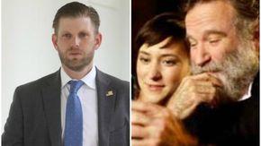 La figlia di Robin Williams contro Eric Trump per aver usato una clip del padre: la risposta è epica