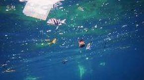Droni, filtri e reti per dare la caccia alle microplastiche nell'Adriatico
