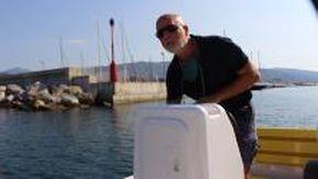 Parte dal porto di Chiavari la sperimentazione di una barca elettrica