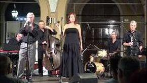 Jazz&Saudade Experience in via Cairoli per la festa del Civ
