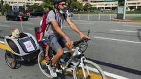 Bike Pride, l'orgoglio a due ruote sfila a Genova