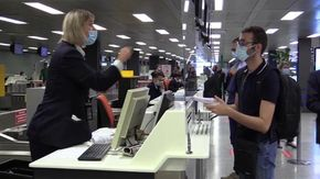 """Coronavirus, i primi volo nazionali voli """"Covid-free"""" in partenza da Milano Linate: """"Risultato in 30 minuti"""""""