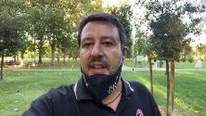 """Salvini: """"Incredibile: l'Inps non paga la Cassa e Tridico si aumenta lo stipendio. Si dimetta"""""""
