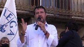 """Tridico, Salvini: """"Aumento stipendio deciso da altri, non da me. Si deve dimettere"""""""