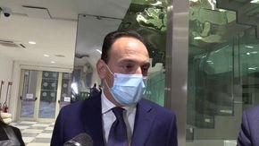 """Coronavirus, il governatore del Piemonte Cirio: """"Abbiamo comprato 2,4 milioni di test rapidi per rsa, scuole e tutti i cittadini"""""""