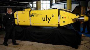 """""""Ulyx"""" il sottomarino che porterà la Francia fino a 6.000 metri negli abissi degli oceani"""