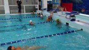 Il nuoto dei bimbi al tempo del Covid