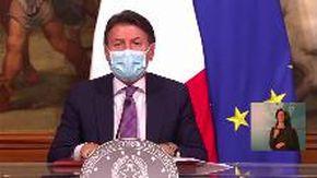 """Coronavirus, Conte: """"Rispettare le misure o si rischia un nuovo lockdown"""""""