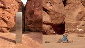 Il misterioso monolite dello Utah è scomparso: al suo posto c'è una piramide