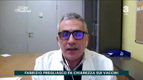 """Il virologo Pregliasco:""""Farò il vaccino anti Covid in diretta tv"""""""