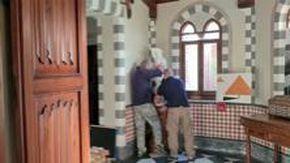 Museo D'Albertis, il video inedito dietro le quinte del castello