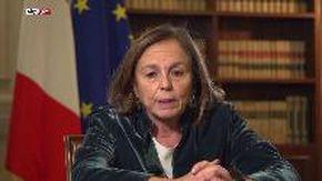 """La ministra Lamorgese: """"A Natale città controllate ma non militarizzate"""""""