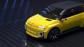 Torna la 'mitica' Renault 5, sarà totalmente elettrica: ecco com'è fatta